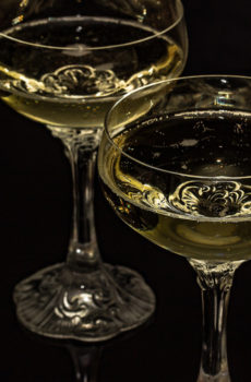 Cava y champán